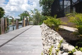 deck docking | Naples Marine Construction - Naples, Florida