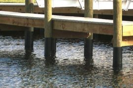 marine construction piling services | Naples Marine Construction - Naples, Florida